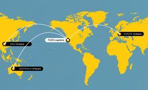 Flex Logistics Location